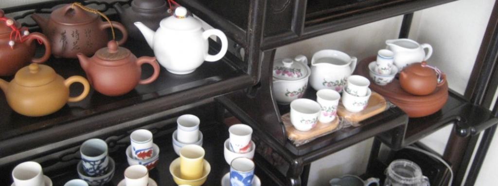 林太太茶館について